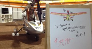 GreenWing eSpyder First Available Electric Plane for Sale