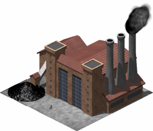 Coal Plants - Greenhouse Gas Emitters