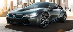 BMW i8, First Volley over Tesla Motors' Bow?