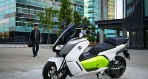 BMW C Evolution Electric Scooter, Coming Soon to Crowded European Streets