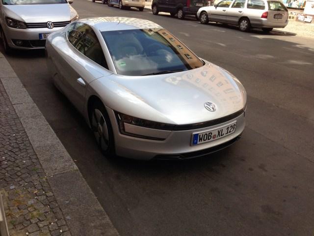 Volkswagen XL1, 261mpg, $145,000, Limited Edition