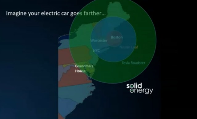 Electric Vehicles with SolidEnergy PiL Li-Ion Battery Could Go Four Times Farther