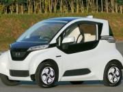 Honda MC-β, Mini Electric Vehicle for the Future Smart-Home