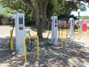 Electric Vehicle Charging Stations, Following the Electric Vehicles