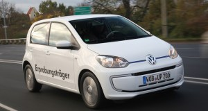 Volkswagen Twin-Up Diesel Hybrid Vehicle Expected to get 257MPG