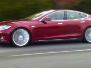 Tesla Model S, Just a Little Higher, If You Please