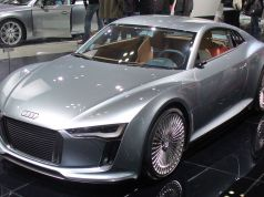Audi R8 E-Tron Finally Back on Track