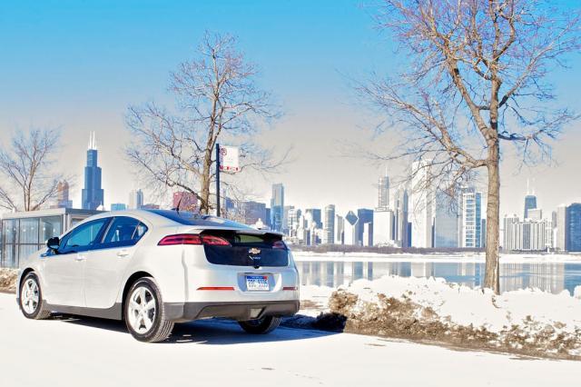 Future Chevy Volt: More EV than PHEV?
