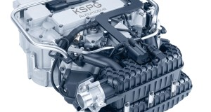 KSPG's Electric Vehicle Range Extender, About as Quiet as the Spare Tire Cubby it Fits Into