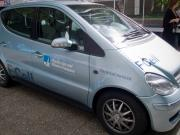 Hydrogen Fuel Cell Vehicle, Reality?