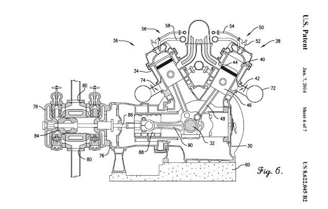 KSU Patent Improves Emissions and Fuel Economy for Larger Engines