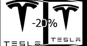Tesla Model E, Just 20% Smaller