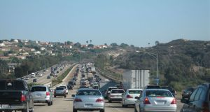 California Traffic Generates 57% of the State's Carbon Emissions