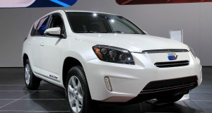 "Toyota RAV4 EV - the ""Just Right"" Electric Vehicle?"