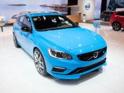 Volvo Polestar performance vehicles will go hybrid with small turbodiesels and electric motors.