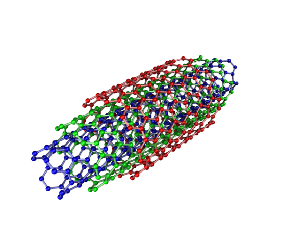 Hybrid Carbon-Nanotube and Graphene Supercapacitor Developed