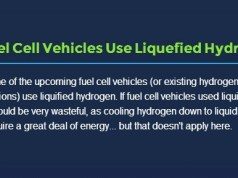 Fuel Cell Vehicle Myth Five – Fuel Cell Vehicles Use Liquid Hydrogen