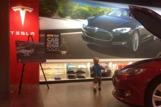 Tesla Motors Direct Sales Won't Get Federal Help