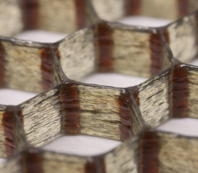 Lightweight and strong 3D-printed composites could improve your fuel economy.