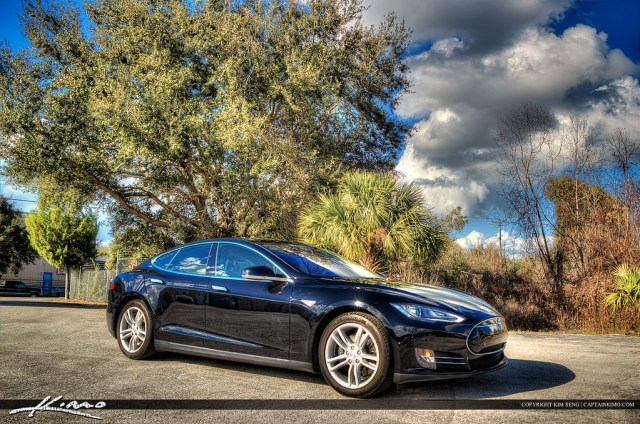 Tesla Model S, Still Teething?