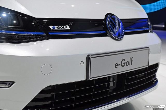 New sub-$30K electric vehicle - 2015 Volkswagen e-Golf