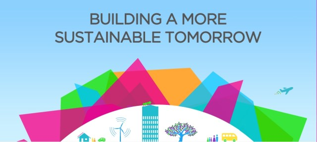 Sustainia - Addressing climate change via good business.