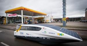 """The Stella"" 500-Mile Range Solar Powered Electric Vehicle"