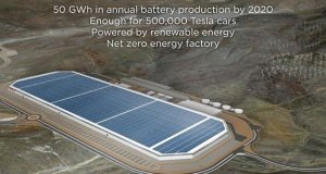 Tesla Motors to Build Gigafactory at Electric Avenue, MxCarran, Nevada