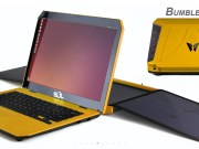 SOL Solar Power Laptop Requires No Fossil-Fuel Plug!