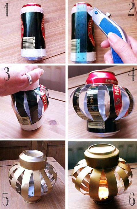 beer-can-lantern
