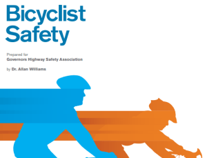 Cover of Governors Highway Safety Association report