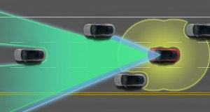 "Tesla Model S - Now with ""Tesla Autopilot"""