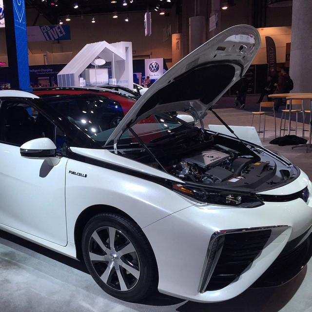 Toyota Mirai Hydrogen Fuel Cell car, Ready to Change the World