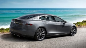 Model S  © Tesla Motors