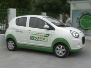 Kandi Technologies Group, in China, wants to build more electric car dispensing Kandi Machines to improve transportation options and reduce emissions and pollution, not to mention that it will also start selling electric cars this year.