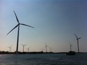 jeju wind turbines