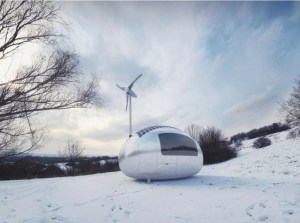 Ecocapsule Gives Freedom to Live Off-Grid Anywhere on Earth