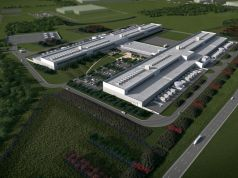 Facebook's fortworth data center