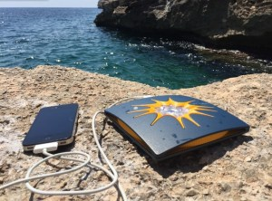 Little Sun Charge - Solar Phone Charger
