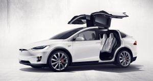 Tesla Model X Launched – Huzzah!