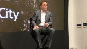 Tesla CEO Elon Musk knows how to terraform Mars.