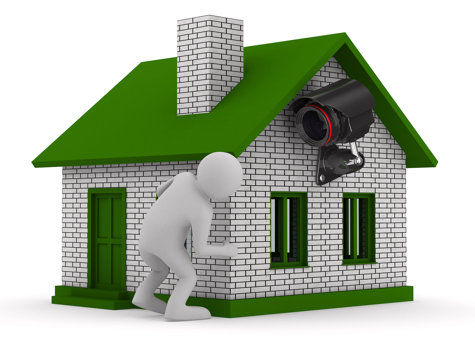 How to Green Up Your Home Security Systems - The Green Optimistic