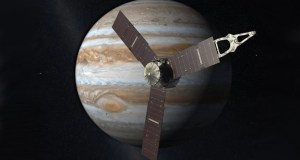 Juno, the first solar powered spacecraft, broke a record this week.