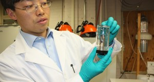 Research at Penn State is putting sensors in li-ion batteries to improve safety.