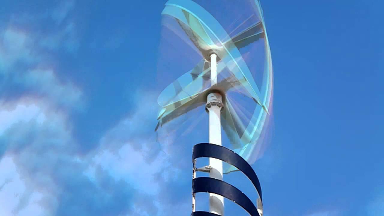 This DIY Wind Turbine Uses Bike Wheel to Harvest Energy - The Green