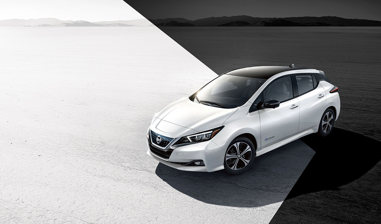 Nissan Leaf Now Has More Power With The Same Motor The Green