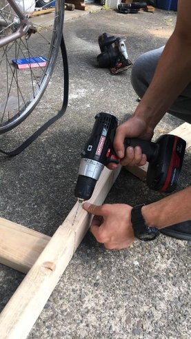 DIY Bicycle Powered Generator