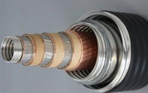 Superconductors cable