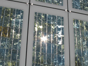See-Through Solar Cells Windows