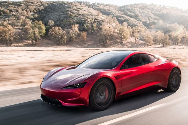 New Tesla Roadster >> New Tesla Roadster To Feature Cold Air Thrusters Could Even